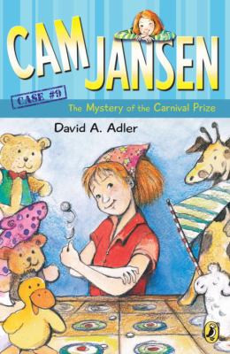 CAM JANSEN AND THE MYSTERY OF THE CARNIVAL PRIZE, Adler B0466