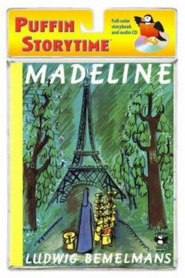 MADELINE (Book and CD) P9396