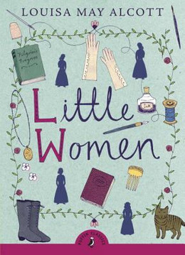 Little Women (Puffin Edition), Alcott 9780142408766