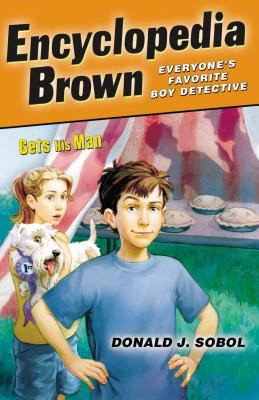 ENCYCLOPEDIA BROWN GETS HIS MAN, Sobol B0452