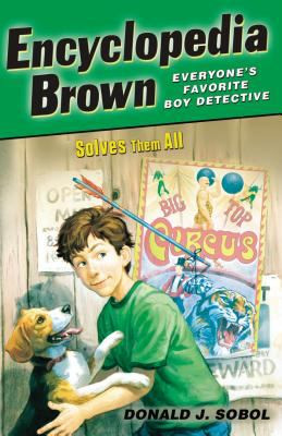 Encyclopedia Brown Solves Them All B1173