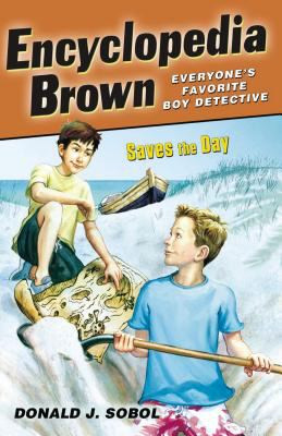 Encyclopedia Brown Saves the Day B0454