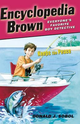 Encyclopedia Brown Keeps the Peace B0453