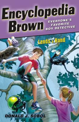 Encyclopedia Brown Lends a Hand B2481