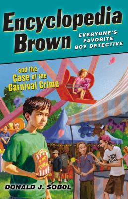 Encyclopedia Brown and the Case of the Carnival Crime B4872