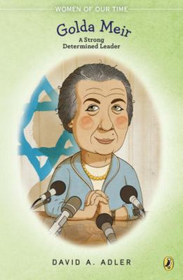 Golda Meir: A Strong, Determined Leader, Adler B8768