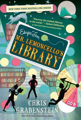 Escape from Mr. Lemoncello's Library B8000