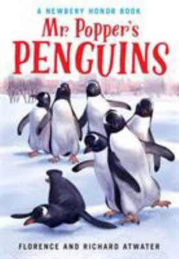 Mr. Popper's Penguins B0560