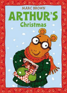 ARTHUR'S CHRISTMAS, Brown B1048