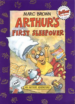 Arthur's First Sleepover B2927