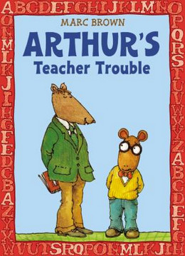Arthur's Teacher Trouble B1053