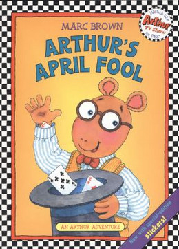Arthur's April Fool B1046