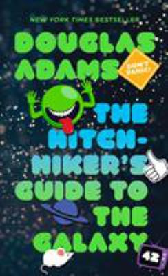 HITCHHIKER'S GUIDE TO THE GALAXY, Adams B3170