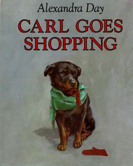 Carl Goes Shopping B1788