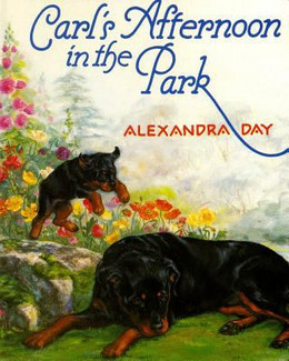 CARL'S AFTERNOON IN THE PARK, Day B1789