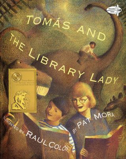 TOMAS AND THE LIBRARY LADY, Mora B1723