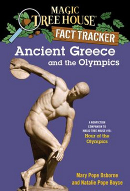 Ancient Greece and the Olympics : Magic Tree House Fact Tracker B3500
