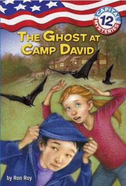 GHOST AT CAMP DAVID (Capital Mysteries #12), Roy B5836