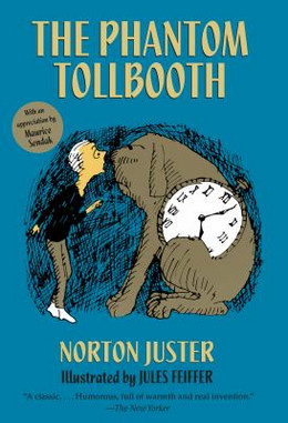 PHANTOM TOLLBOOTH, Juster B0184