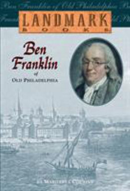 BEN FRANKLIN OF OLD PHILADELPHIA B0222