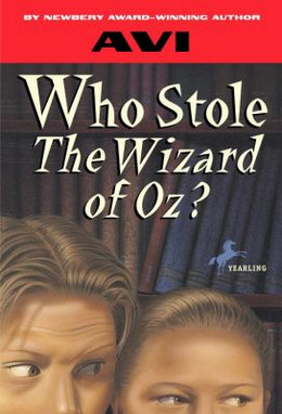 Who Stole the Wizard of Oz? B2310