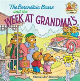 BERENSTAIN BEARS AND THE WEEK AT GRANDMA'S, Berenstain B2832