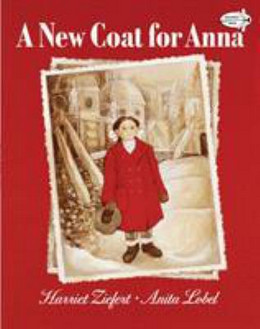 New Coat for Anna B2563
