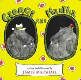 George and Martha B1451