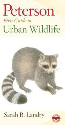 Peterson First Guide to Urban Wildlife B3639