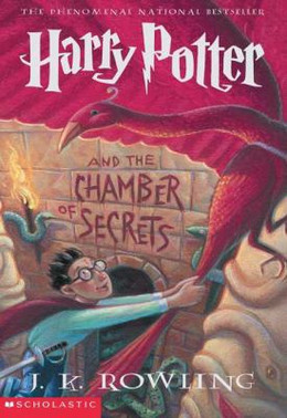 Harry Potter and the Chamber of Secrets B2696