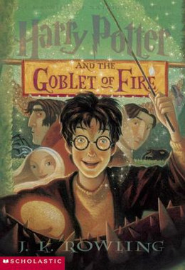 Harry Potter and the Goblet of Fire B2598