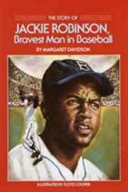 Story of Jackie Robinson : Bravest Man in Baseball B8380