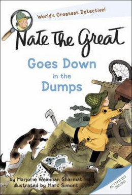 NATE THE GREAT GOES DOWN IN THE DUMPS, Sharmat B2479