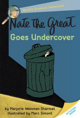 Nate the Great Goes Undercover B0601