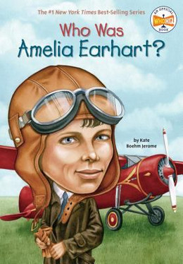 Who Was Amelia Earhart? B3908
