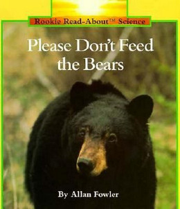 Please Don't Feed the Bears B8294