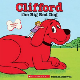 Clifford the Big Red Dog B0685