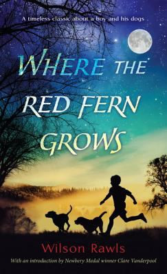 WHERE THE RED FERN GROWS, Rawls B0114