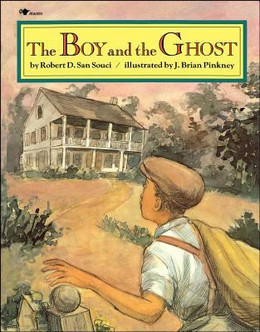 Boy and the Ghost B0153