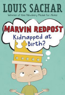 Marvin Redpost Kidnapped at Birth? B3313