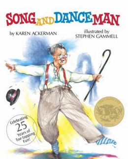 Song and Dance Man B2238