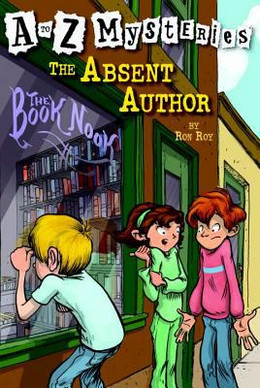 Absent Author : A to Z Mysteries B3588