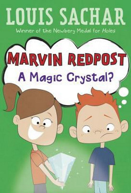 MARVIN REDPOST: MAGIC CRYSTAL?, Sachar B3320