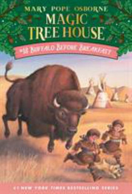 Buffalo Before Breakfast : Magic Tree House B3349
