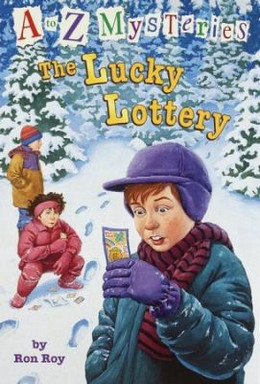 Lucky Lottery : A to Z Mysteries B3599