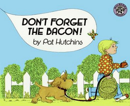 Don't Forget the Bacon! B1797