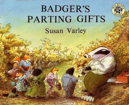 BADGER'S PARTING GIFTS, Varley B2404