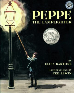 PEPPE THE LAMPLIGHTER, Bartone B2391