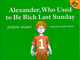 Alexander, Who Used to Be Rich Last Sunday B2045