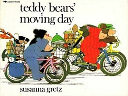 Teddy Bears' Moving Day, Gretz B1448